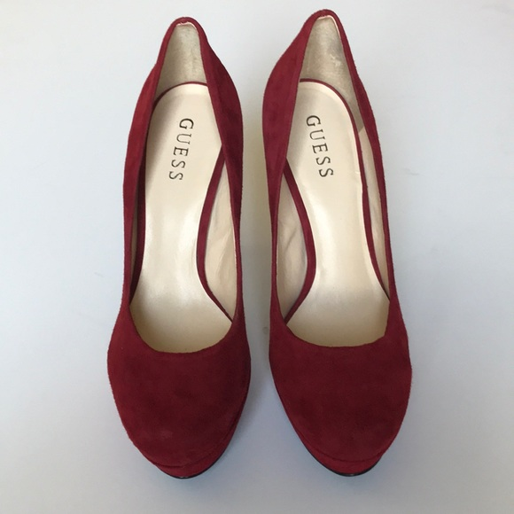 Guess Shoes - Guess Size Nine Heels